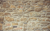 Fototapeta Rocks - granite stone wall background