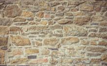 Granite Stone Wall Background