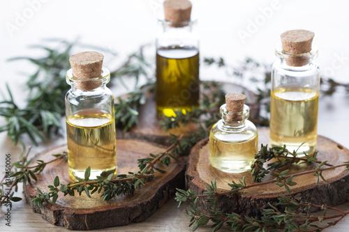 Fotografie, Obraz  Essential aroma oils for aromatherapy