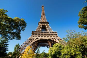 Fototapeta Optyczne powiększenie Symbol of Paris