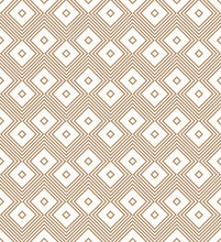 Seamless Art Deco Zigzag Pattern.
