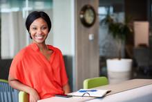 Confident Young Black Entrepre...