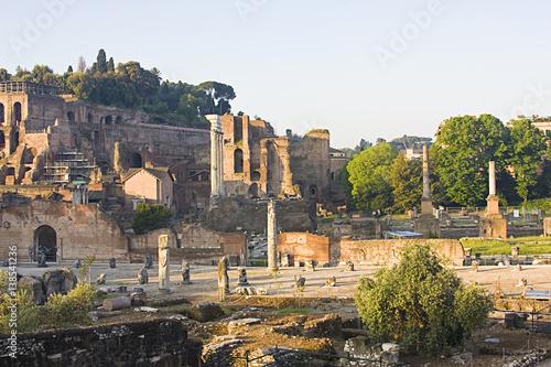 Photo  Il Colosseo e altri monumenti di Roma