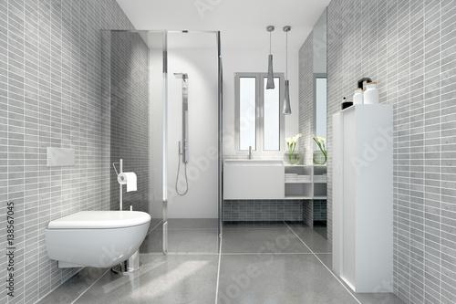 Klein Raffiniert Modern Bad Badezimmer Duschbad Minibad Buy This