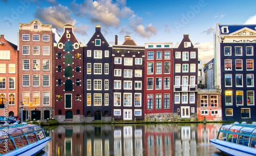Canvas Prints Amsterdam Amsterdam, Pays-Bas