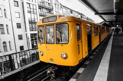 Die Berliner S- Bahn