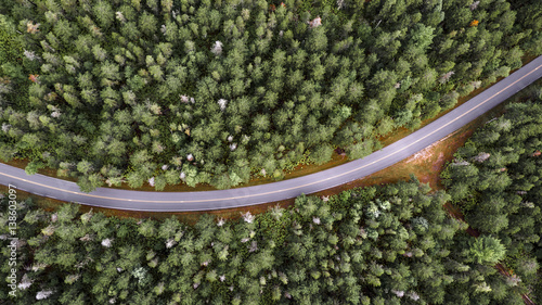 Fotografie, Obraz  Open Road