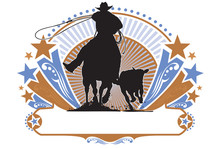 Rodeo - Calf Roper