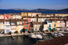 Port Grimaud Et Le Golfe De Sa...