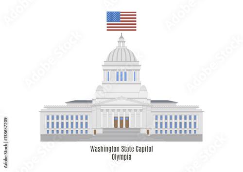 Fotografía  Washington State Capitol, Olympia