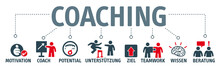 Banner Coaching - Illustration...