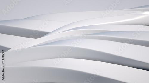 Obrazy szare linie-3d-w-szarosciach