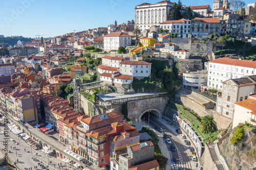Recess Fitting Eastern Europe Panoramic view of Porto