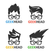 Geeks And Nerds Vector Set Of ...