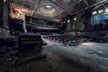 Abandoned Theater - Buffalo, New York