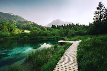 Fototapeta Do salonu Nature landscape.