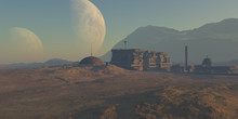 Colonia Extraterrestre