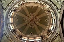 Kuppel Im Dom Santa Maria Matricolare In Verona