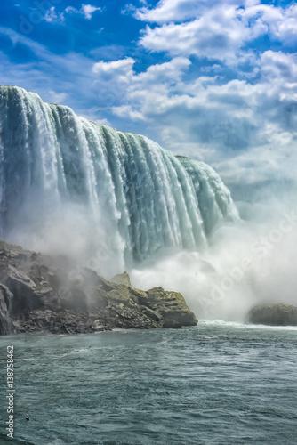 Obraz Wodospad Niagara, Kanada - fototapety do salonu