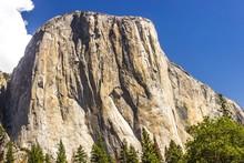 El Capitan In Yosemite Park