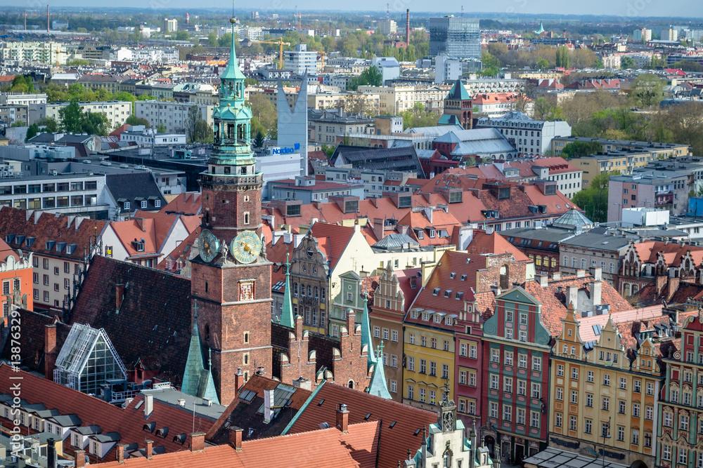 Fototapety, obrazy: Miasto Wrocław