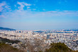 2月の神戸市鉢伏山界隈・眺望
