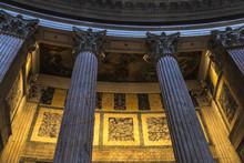 Parthenon In Rome, Italy
