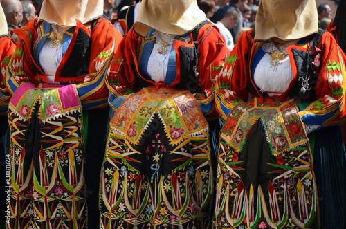 Photo  Folk of Sardinia