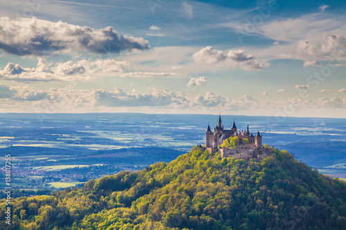 Cadres-photo bureau Chateau Hohenzollern Castle, Baden-Wurttemberg, Germany