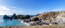 Kynance Cove On The Lizard Peninsula Cornwall