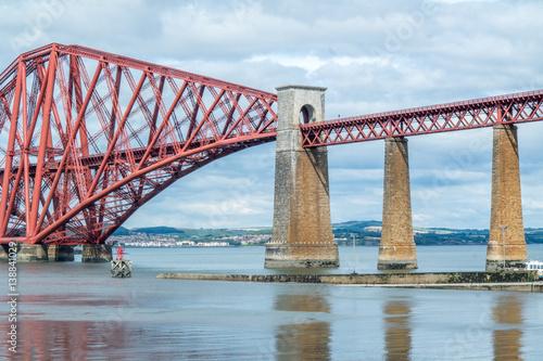Recess Fitting Bridge Firth of Forth rail bridge