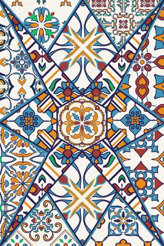 tlo-dekoracyjne-mozaiki-patchwork-wzor-dla-projektowania-i-mody