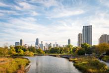 Park In Chicago Illinois