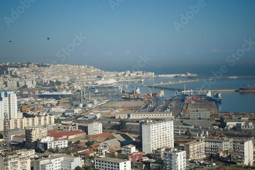 Deurstickers Algerije Alger