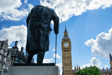 Big Ben And Winston Churchill'...