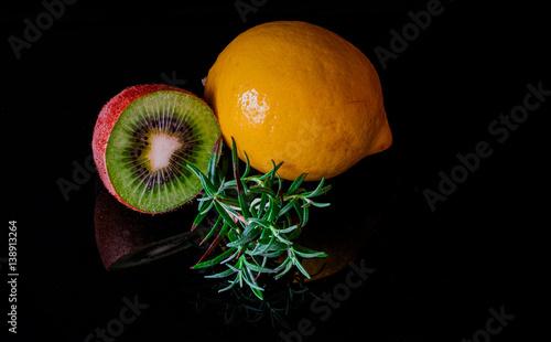 Kiwi - Cytryna
