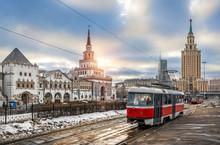 Трамвай у Казанс...