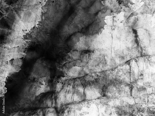 Zdjęcie XXL Grunge papierowa tekstura, tło. Akwarela. Aquarelle. Kolorowe teksturowane tło