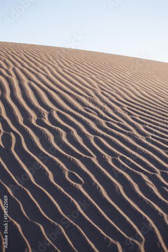 Foto op Canvas Marokko duna di sabbia