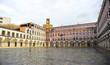 Plaza Alta, Badajoz, España