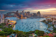 Sydney. Cityscape Image Of Syd...