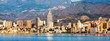 Benidorm, Costa Blanca - a coastal town and popular touristic resort in Spain