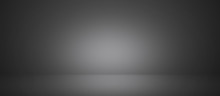 Abstract Blur Gray And Black B...