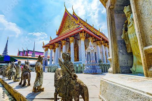 Poster Bangkok Wat Arun Temple architecture