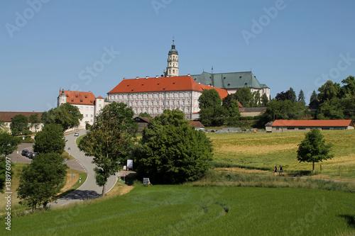 Photo Die Abtei in Neresheim
