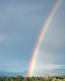 Fototapeta Rainbow - tęcza