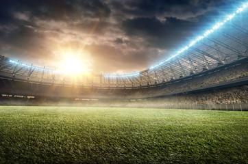 stadion piłkarski 9