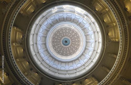 Fotografie, Obraz  Texas Capitol in Austin, TX