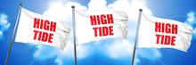 High Tide, 3D Rendering, Tripl...