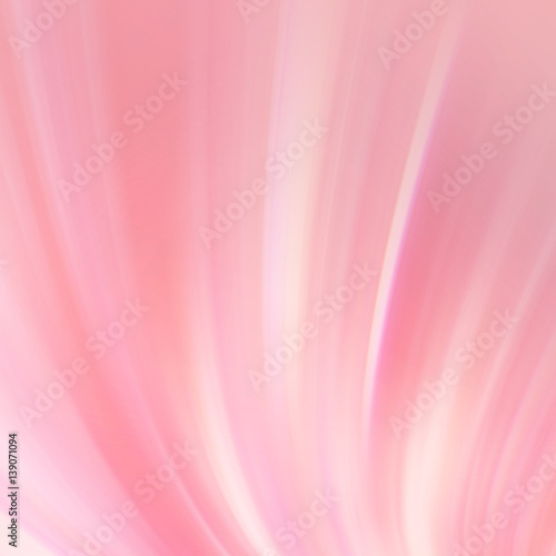 Elegant Soft Pink Paint Brush Swoosh Background Design With Curving Lines High Resolution Ilration